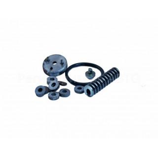 Ремкомплект (полный ) (прокладка 11, проставка 1, пружина, упор. кольцо уплотнительное) (АЗПИ)