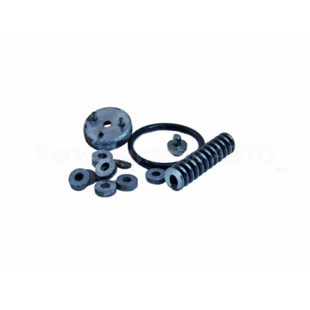 216-1112010-1 3И Ремкомплект (полный ) (прокладка 11, проставка 1, пружина, упор. кольцо уплотнительное) (АЗПИ)