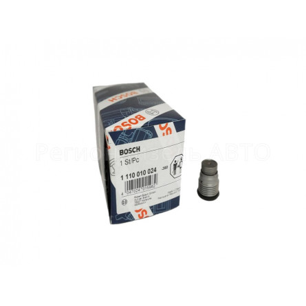 1 110 010 024 Клапан   BOSCH ограничения давления на рампе Д-245