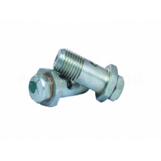 Клапан перепускной (зелёный) ТНВД 175,173