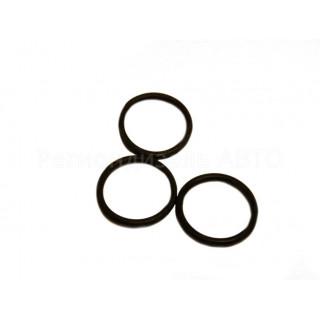 Кольцо уплотнительное  (175-1111166,024-028-25-2-2, 25.3111.3073) черное